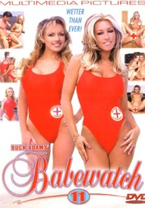 Babewatch 11 - cover forside