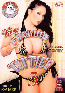 Big Fucking Titties 3 - cover forside