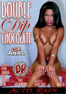 Double Dip Chocolate - cover forside
