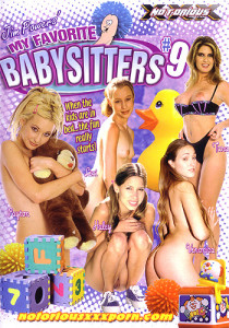 My Favorite Babysitters 9 - cover forside