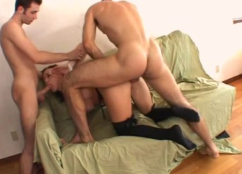 Billede 5 - scene 4 - Double Teamed And Creamed 2