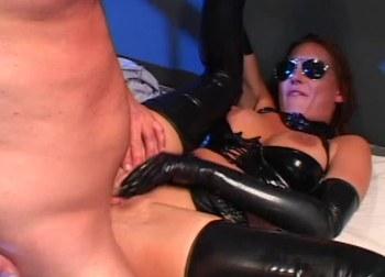 danske pornofilm læder sex