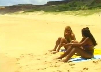 bryster på stranden fuld pornofilm